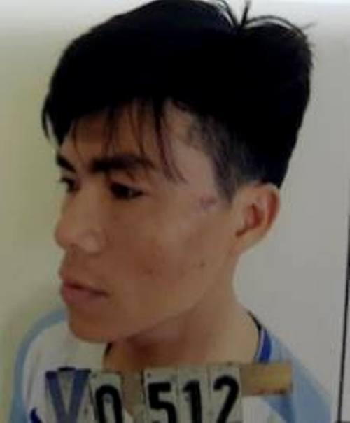 Nghệ An: Bị kiểm tra hành chính, nam thanh niên chửi bới, đấm vào mặt chiến sỹ công an - Ảnh 1.
