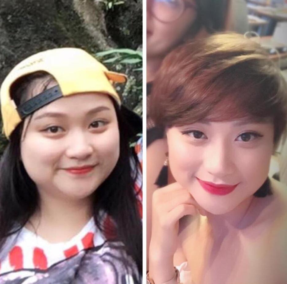 Đến phòng tập gym để quên trầm cảm, cô gái Quảng Ninh lột xác đến hàng xóm cũng không nhận ra - Ảnh 4.