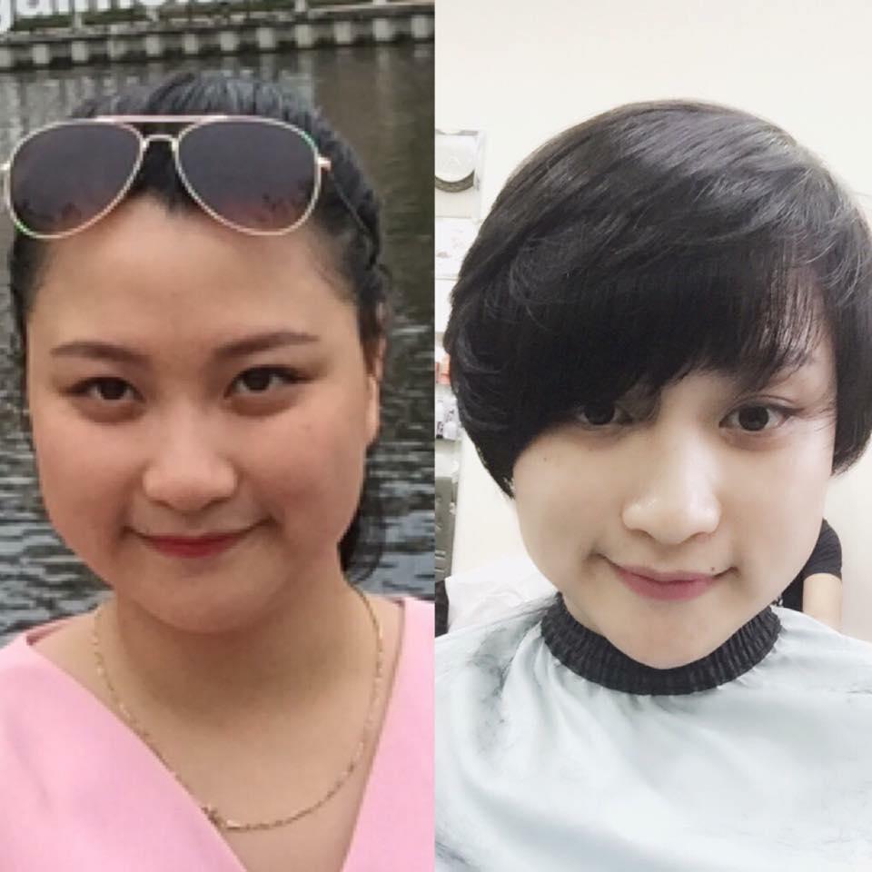 Đến phòng tập gym để quên trầm cảm, cô gái Quảng Ninh lột xác đến hàng xóm cũng không nhận ra - Ảnh 2.