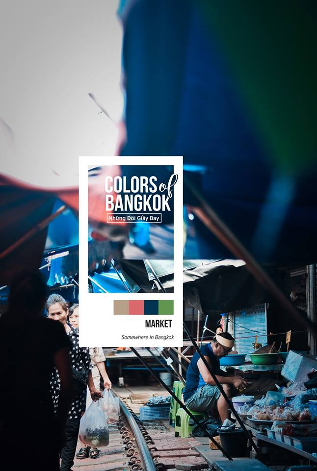 Những sắc màu Bangkok: Bộ ảnh khiến bạn chỉ muốn quay lại đây càng sớm càng tốt! - Ảnh 3.
