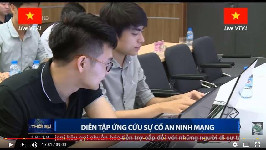 Chàng IT xuất hiện trong bản tin thời sự VTV được ví như Tiêu Nại bước ra từ ngôn tình - Ảnh 1.