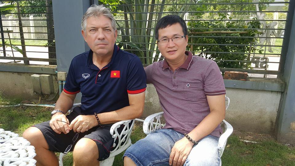 Giám đốc kỹ thuật VFF Jurgen Gede: Không phải ai cũng mong U22, U18 Việt Nam thành công - Ảnh 3.