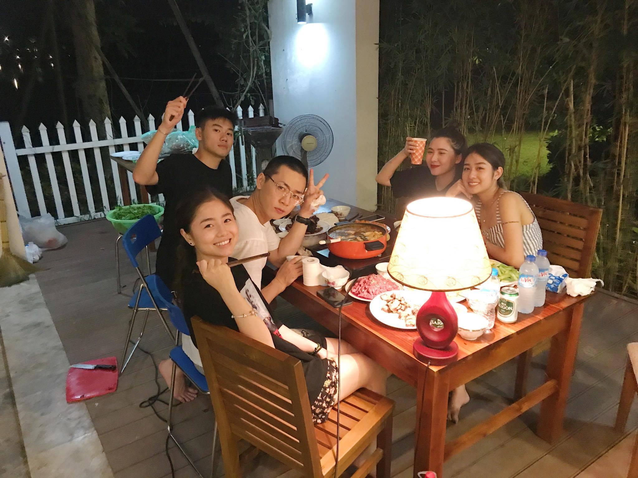 3 gia đình hot nhất MXH lại khoe ảnh cùng đi du lịch khiến dân mạng không like không được - Ảnh 9.