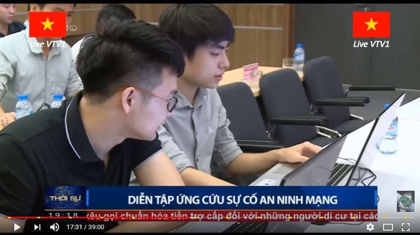 Chàng IT xuất hiện trong bản tin thời sự VTV được ví như Tiêu Nại bước ra từ ngôn tình - Ảnh 2.