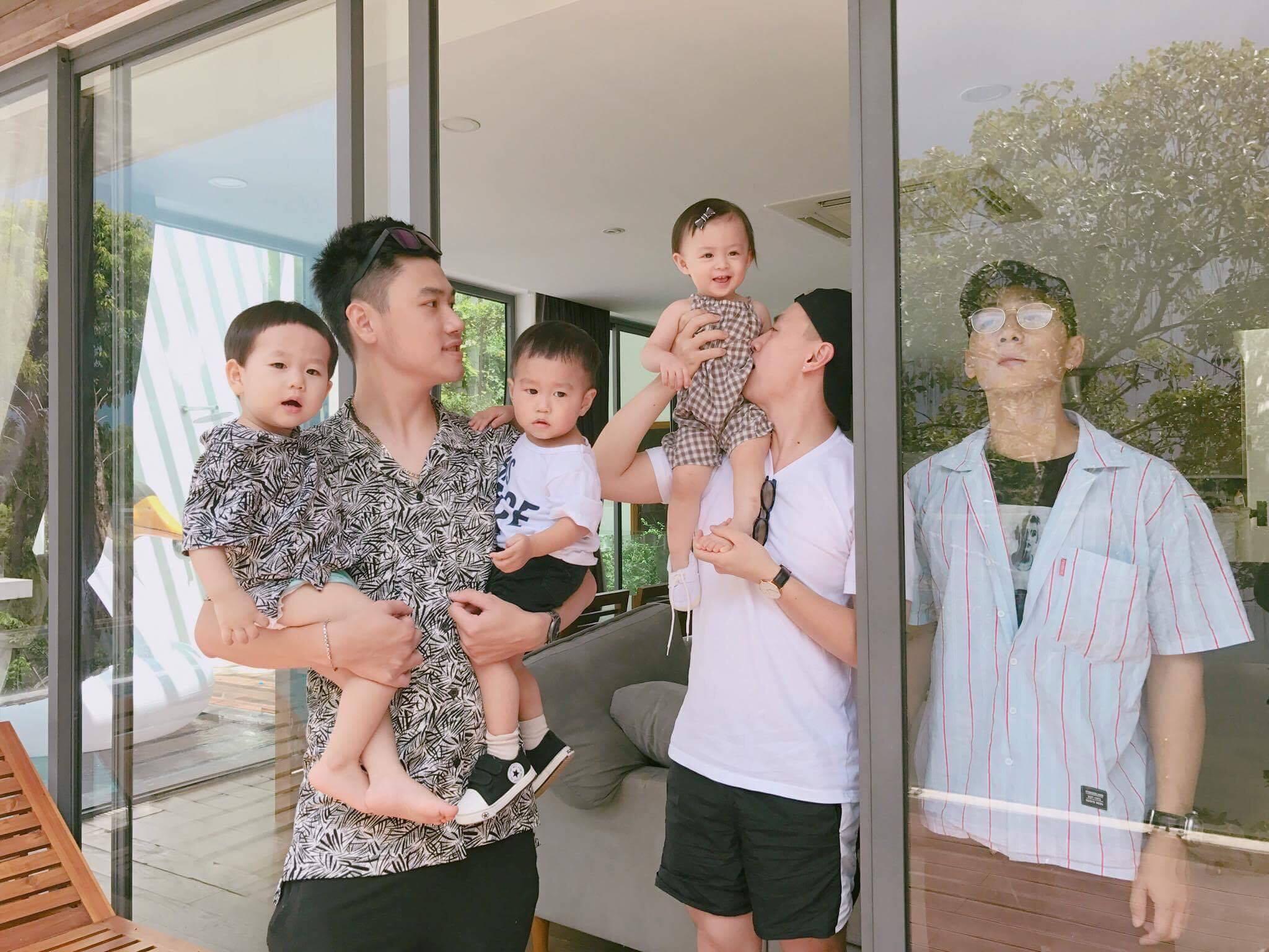 3 gia đình hot nhất MXH lại khoe ảnh cùng đi du lịch khiến dân mạng không like không được - Ảnh 7.