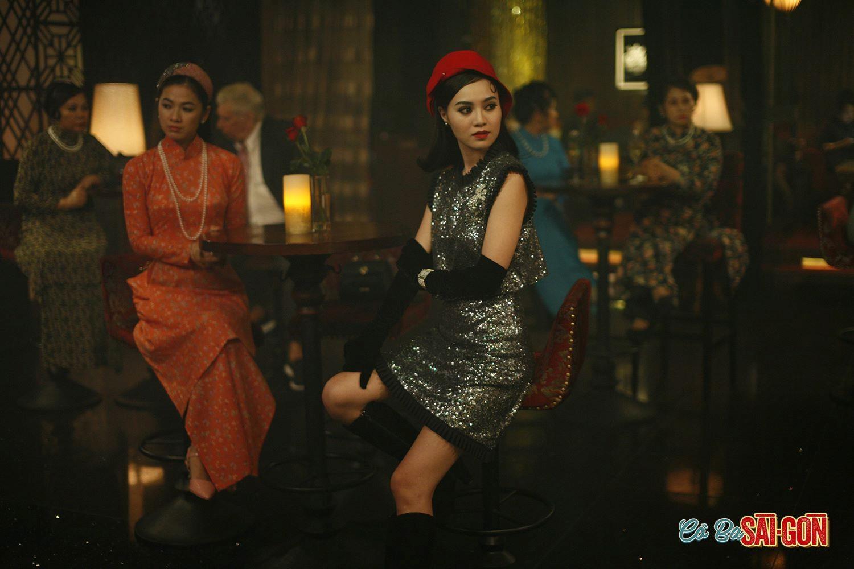 """Xếp hạng chất lượng diễn xuất của dàn diễn viên trong bom tấn Cô Ba Sài Gòn"""" - Ảnh 9."""