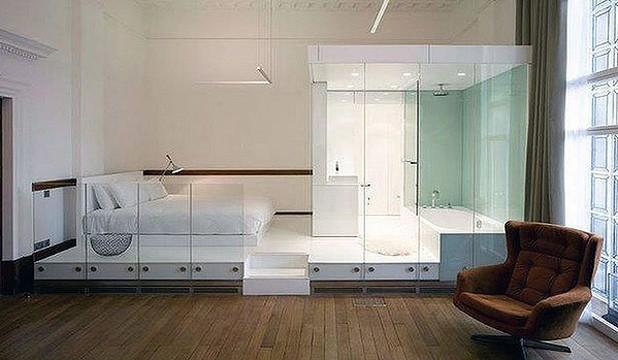 Tại sao nhiều khách sạn lại làm phòng tắm trong suốt? Lý do chưa chắc đã như bạn nghĩ đâu - Ảnh 3.