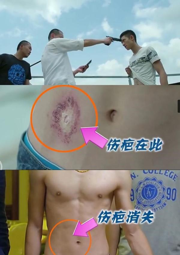 1001 siêu phẩm hóa trang trong phim Hoa Ngữ khiến người xem cười ra nước mắt - Ảnh 24.