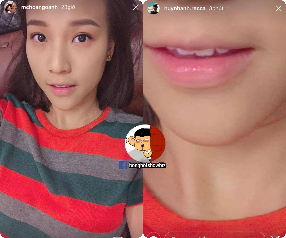 Sao Việt: Hậu đăng ảnh môi của Hoàng Oanh lên Instagram, Huỳnh Anh và cô nàng tiếp tục hẹn hò trà sữa