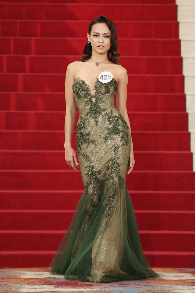 Mai Ngô khiến mọi người bật cười khi muốn trở thành... Quán quân Hoa hậu Hoàn vũ VN - Ảnh 2.