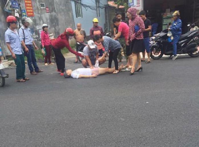 Vĩnh Phúc: Vận động viên võ thuật Pencak Silat bị trúng đạn sau buổi tập - Ảnh 1.