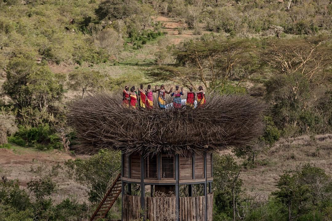 Mục sở thị phòng khách sạn tổ chim 5 sao đầu tiên trên thế giới - Ảnh 5.