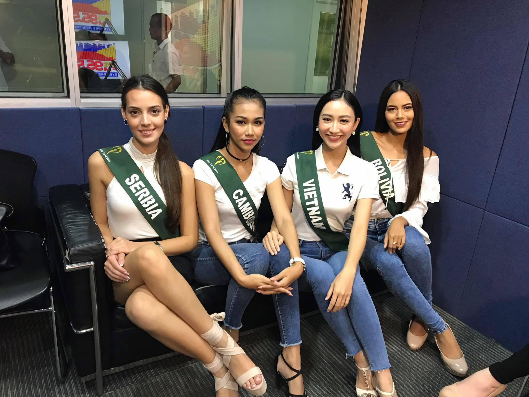 Giành giải đồng thứ hai, Hà Thu đang là ứng viên nặng ký cho vương miện Hoa hậu Trái đất 2017! - Ảnh 3.
