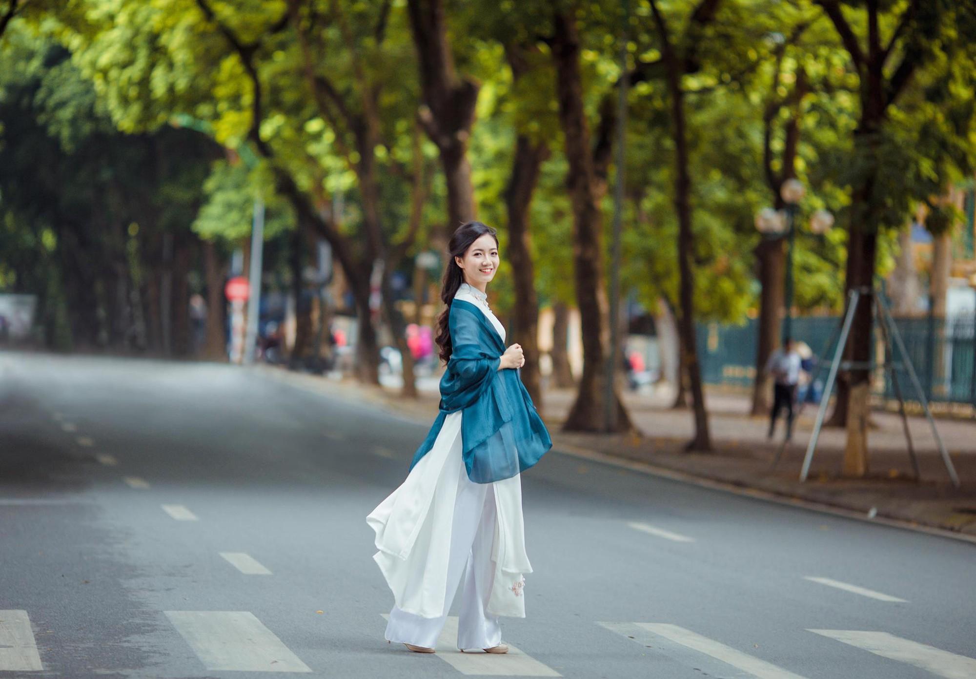 Hoa khôi, Á khôi tài sắc vẹn toàn chọn trở thành cô giáo, giảng viên ĐH - Ảnh 3.