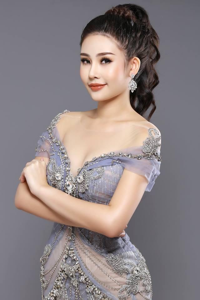 Sự thật thông tin Hoa hậu Đại dương Ngân Anh lật kèo sau khi đấu giá 700 triệu đồng để mua áo dài - Ảnh 2.