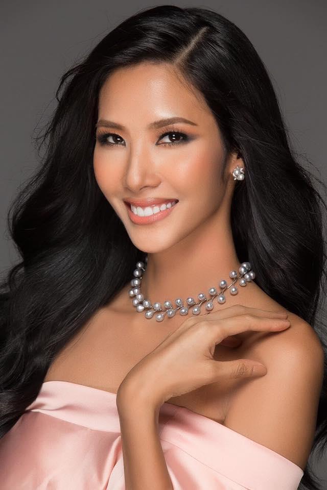 Mâu Thủy tiếp tục mất hút trong top 5 bình chọn của Hoa hậu Hoàn vũ Việt Nam - Ảnh 2.