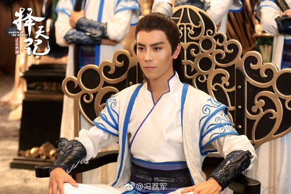 """Luhan còn lâu mới được khen men-lì khi so với 5 nam thần """"Trạch Thiên Ký"""" này! - Ảnh 15."""