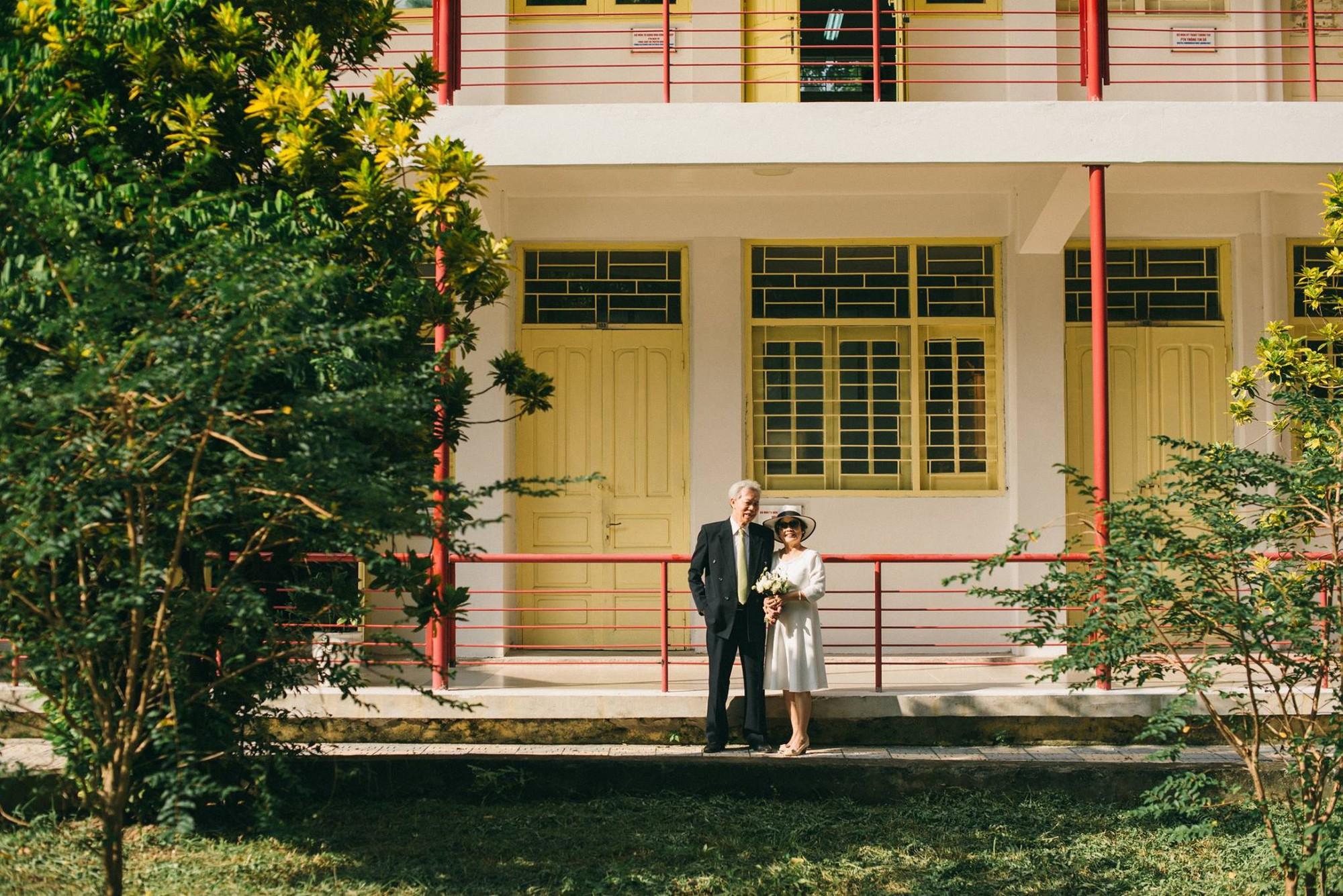 Bộ ảnh cưới đầu tiên sau 45 năm kết hôn và chia sẻ xúc động của cựu CEO Uber Việt Nam cho bố mẹ - Ảnh 11.