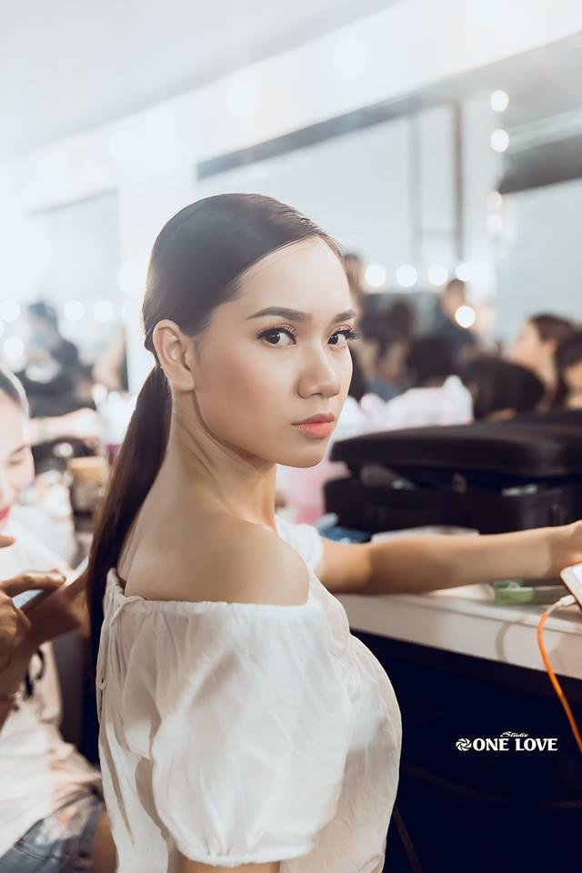 Cô bạn sinh năm 1996 đại diện Việt Nam tham dự Hoa khôi các trường ĐH Thế giới 2017 - Ảnh 3.