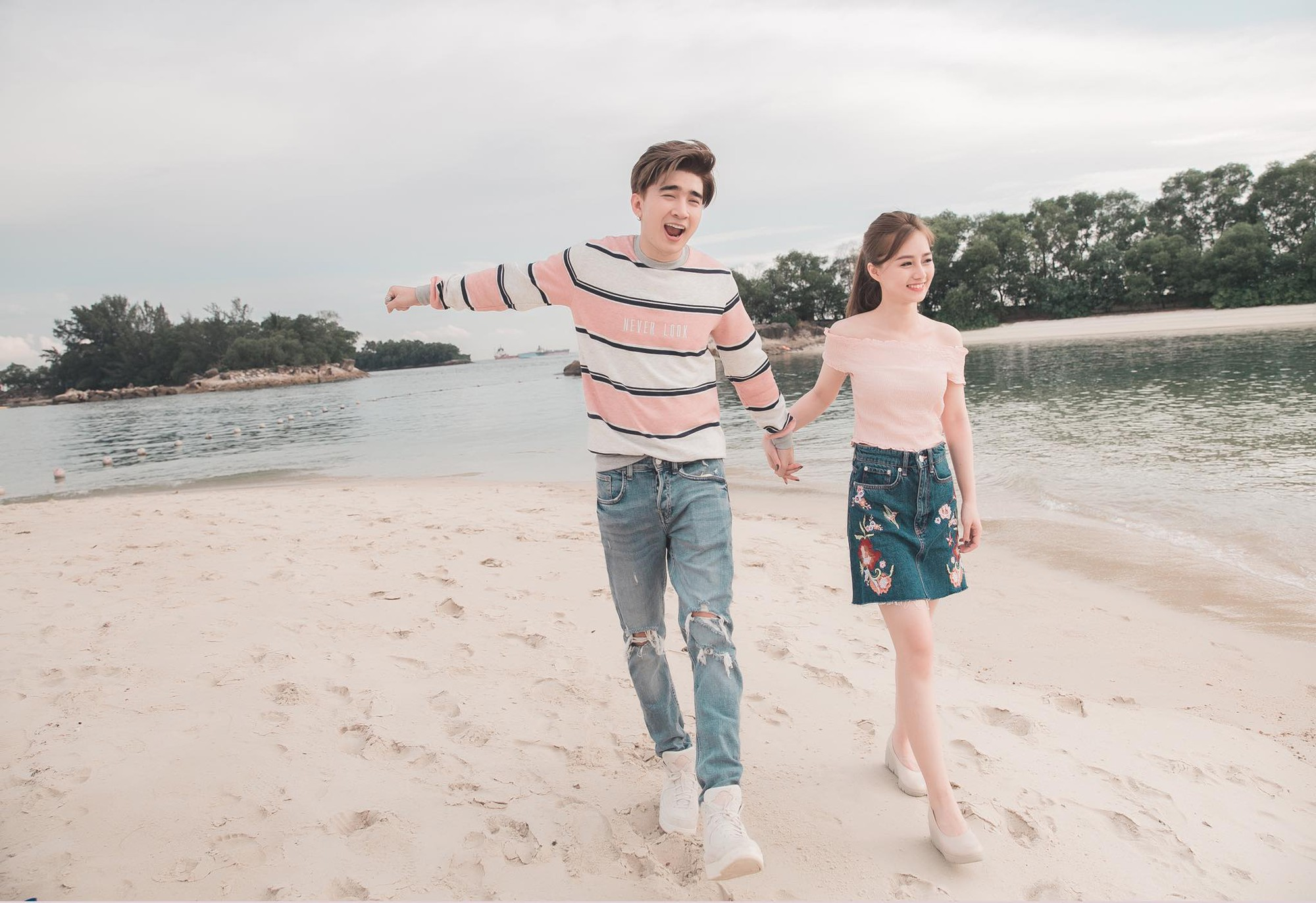 Quá xinh và ngọt ngào, bạn gái của Chi Dân trong MV Yêu từ phía xa là ai? - Ảnh 10.
