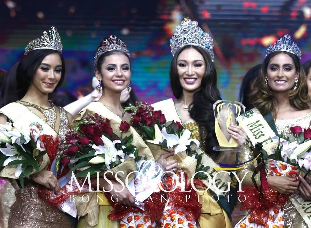 Nhan sắc không thể tin được của Tân Hoa hậu vừa đăng quang Miss Earth 2017 - Ảnh 4.