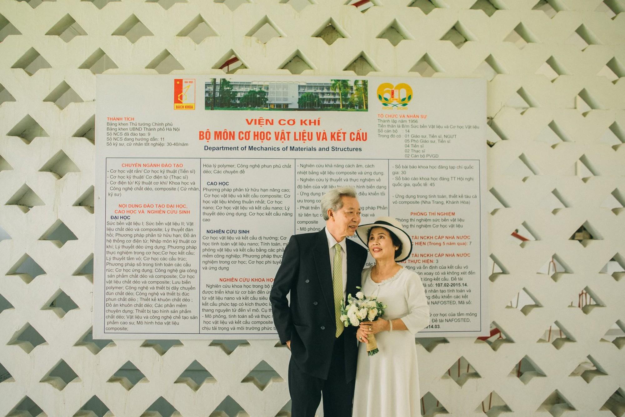 Bộ ảnh cưới đầu tiên sau 45 năm kết hôn và chia sẻ xúc động của cựu CEO Uber Việt Nam cho bố mẹ - Ảnh 10.