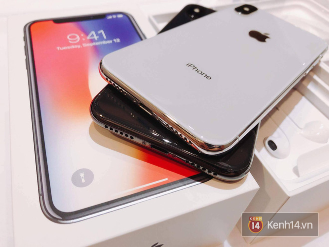 NÓNG: iPhone X 256 GB có giá 68 triệu thôi, sẽ về đến Việt Nam sáng nay - Ảnh 6.