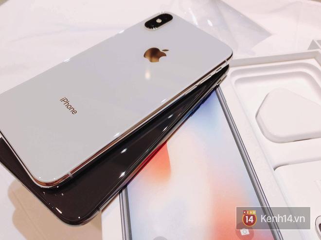 NÓNG: iPhone X 256 GB có giá 68 triệu thôi, sẽ về đến Việt Nam sáng nay - Ảnh 4.