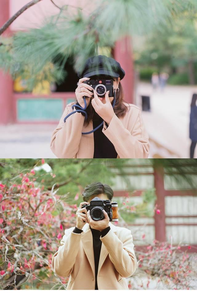 Đi Hàn thích thật, nhưng nếu có người yêu và chụp được bộ hình như này thì tuyệt gấp trăm lần! - Ảnh 4.