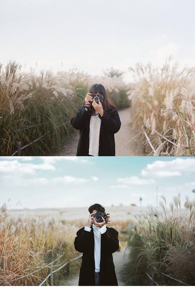 Đi Hàn thích thật, nhưng nếu có người yêu và chụp được bộ hình như này thì tuyệt gấp trăm lần! - Ảnh 3.