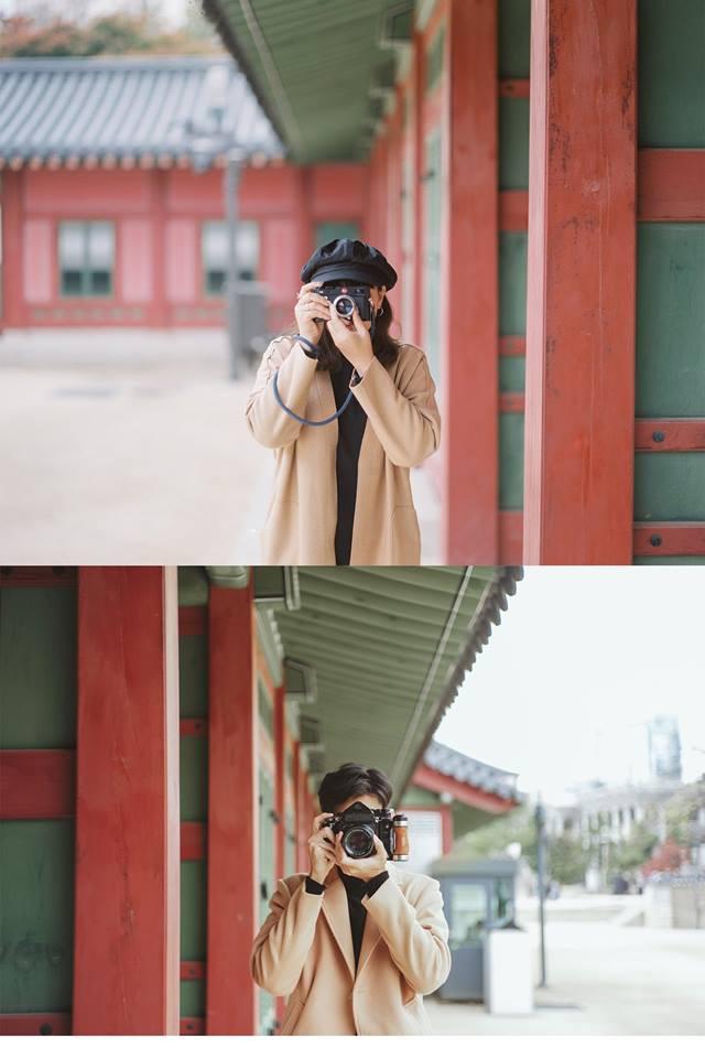 Đi Hàn thích thật, nhưng nếu có người yêu và chụp được bộ hình như này thì tuyệt gấp trăm lần! - Ảnh 22.
