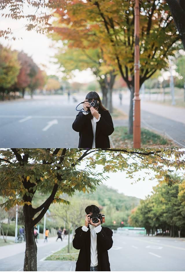 Đi Hàn thích thật, nhưng nếu có người yêu và chụp được bộ hình như này thì tuyệt gấp trăm lần! - Ảnh 20.