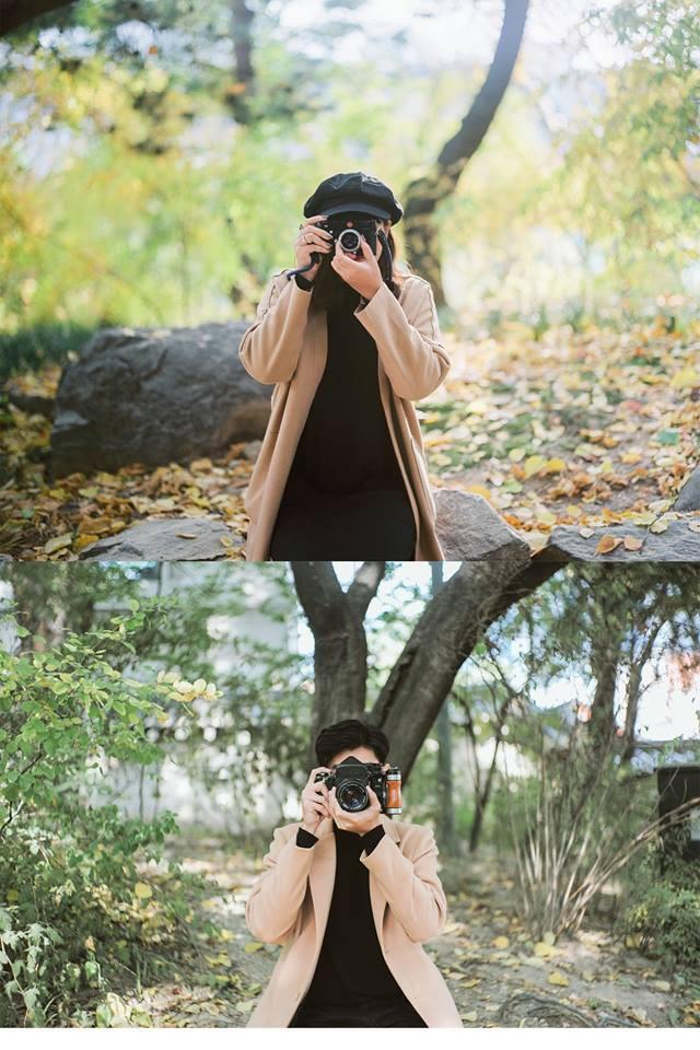 Đi Hàn thích thật, nhưng nếu có người yêu và chụp được bộ hình như này thì tuyệt gấp trăm lần! - Ảnh 15.