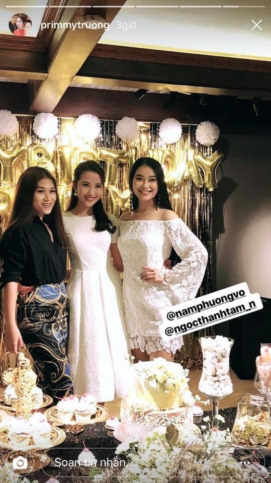 Phan Thành thừa nhận hẹn hò với Primmy Trương bằng status chúc mừng sinh nhật em yêu đầy lãng mạn - Ảnh 2.
