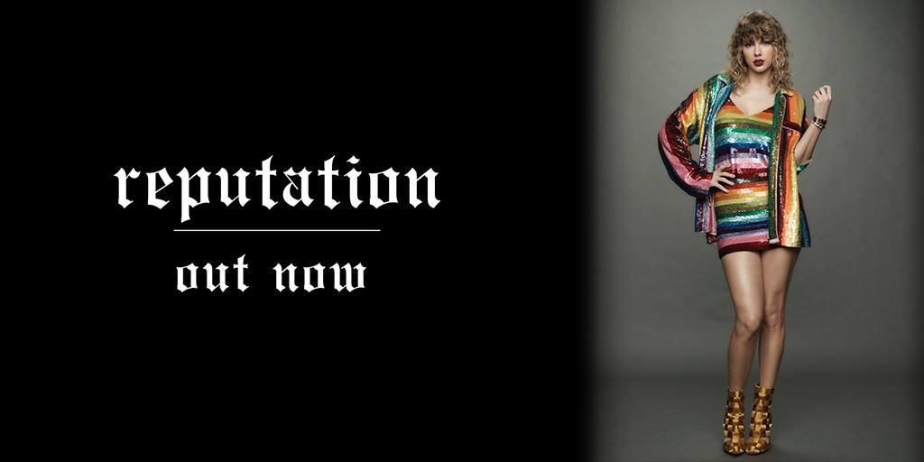 HOT: Album Reputation đã được Taylor Swift tung ra rồi đây! - Ảnh 1.