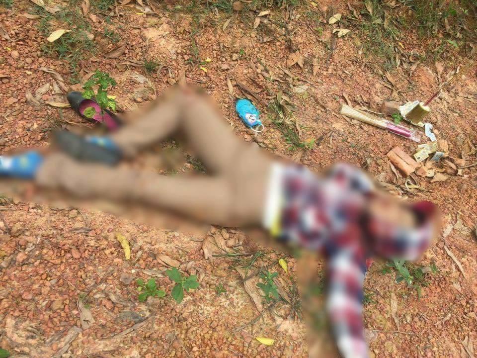 Vụ người phụ nữ chạy xe ôm bị sát hại ở Thái Nguyên: Camera ghi lại hình ảnh nạn nhân chở một nam thanh niên bịt kín mặt trước khi chết - Ảnh 1.