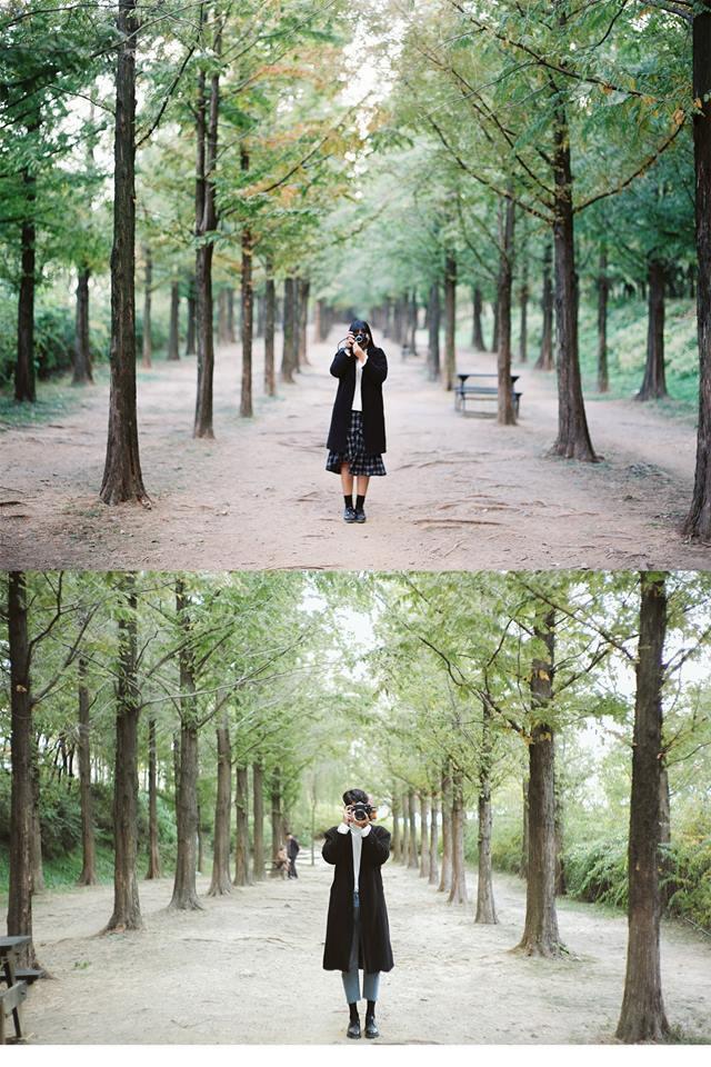 Đi Hàn thích thật, nhưng nếu có người yêu và chụp được bộ hình như này thì tuyệt gấp trăm lần! - Ảnh 13.