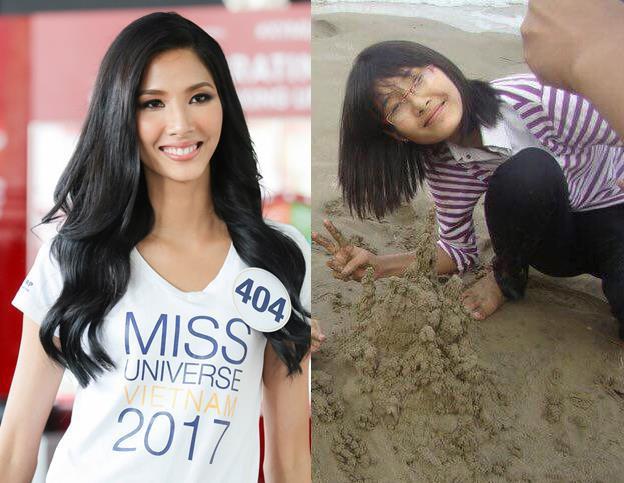Ảnh ngày ấy - bây giờ của dàn thí sinh Hoa hậu Hoàn vũ, ai xinh hơn? - Ảnh 3.