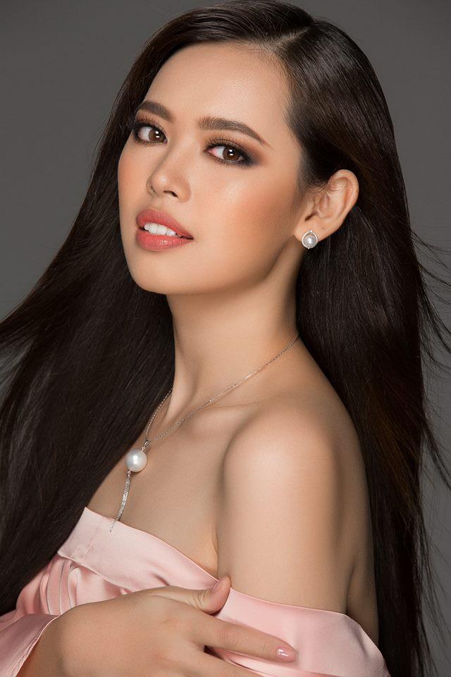Thí sinh Hoa hậu Hoàn vũ VN lộ mặt mộc nhợt nhạt, kém sắc khi ít son phấn - Ảnh 16.