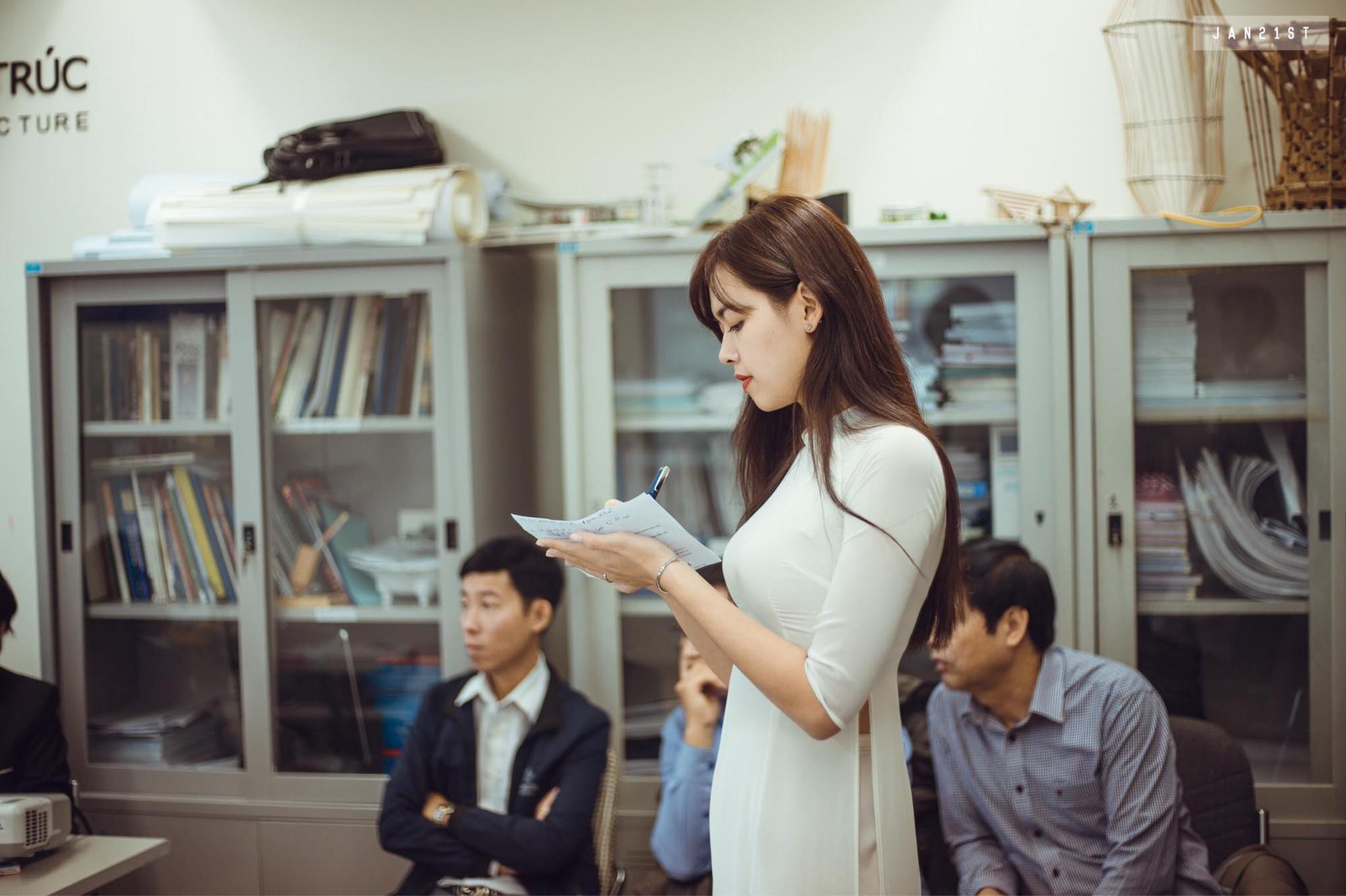 Hoa khôi, Á khôi tài sắc vẹn toàn chọn trở thành cô giáo, giảng viên ĐH - Ảnh 5.