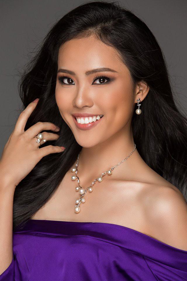 Thí sinh Hoa hậu Hoàn vũ VN lộ mặt mộc nhợt nhạt, kém sắc khi ít son phấn - Ảnh 18.