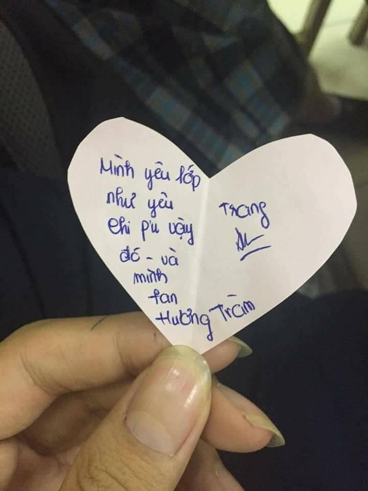 Cảm nghĩ về lớp mình: Yêu lớp như yêu Chipu nhưng lại là fan Hương Tràm! - Ảnh 11.