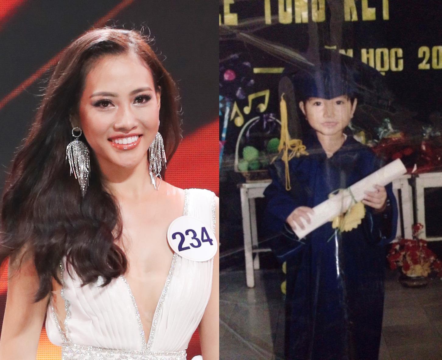 Ảnh ngày ấy - bây giờ của dàn thí sinh Hoa hậu Hoàn vũ, ai xinh hơn? - Ảnh 14.
