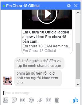 Nghi vấn người livestream lậu Cô Ba Sài Gòn là đồng bọn của người từng livestream Em Chưa 18 - Ảnh 2.