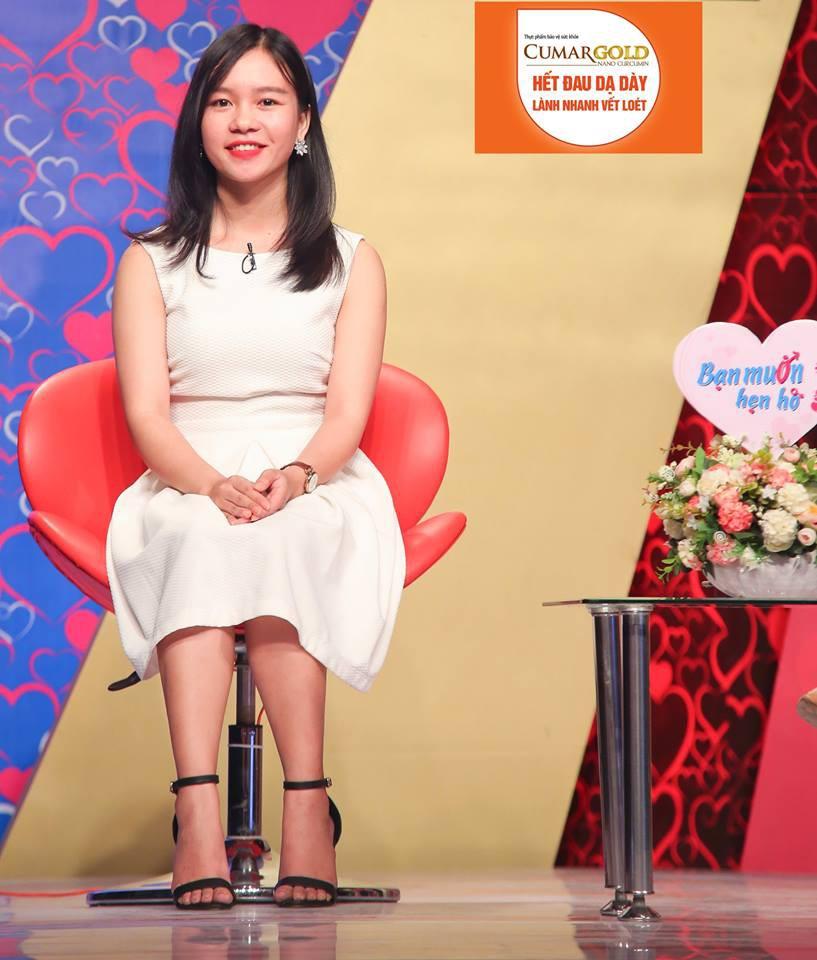 Bạn muốn hẹn hò: Cô gái Phú Yên gây sốt dù chưa lên sóng vì vẻ ngoài xinh đẹp