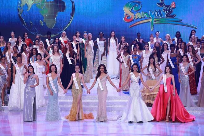 Cư dân mạng tìm ra bằng chứng Đỗ Mỹ Linh bị chèn ép đến mất giải tại Miss World 2017? - Ảnh 4.