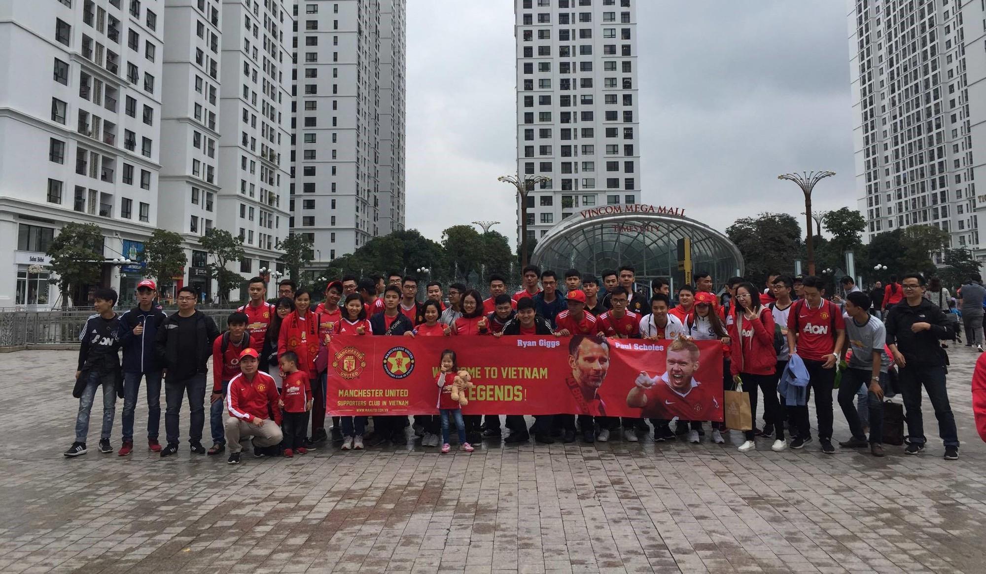 TRỰC TIẾP Giggs và Scholes sang Việt Nam, làm Giám đốc bóng đá PVF - Ảnh 1.