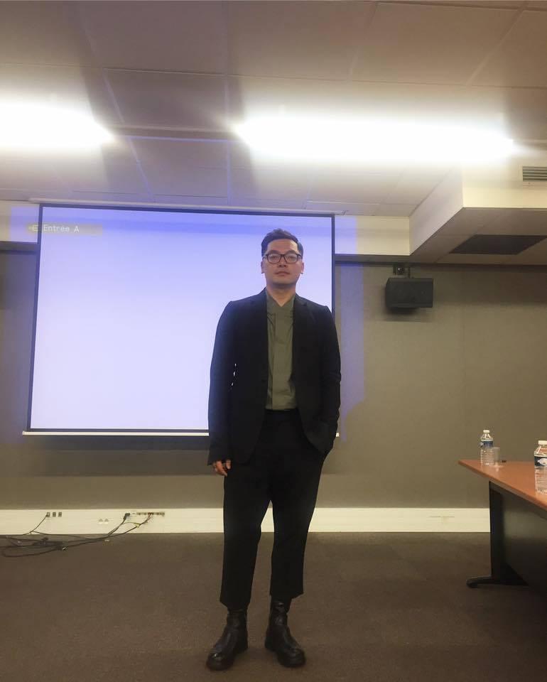Chất lừ với phong cách dark wear khi đi dạy, giảng viên 9X ĐH KHXH& NV nhận bão like từ cư dân mạng - Ảnh 7.