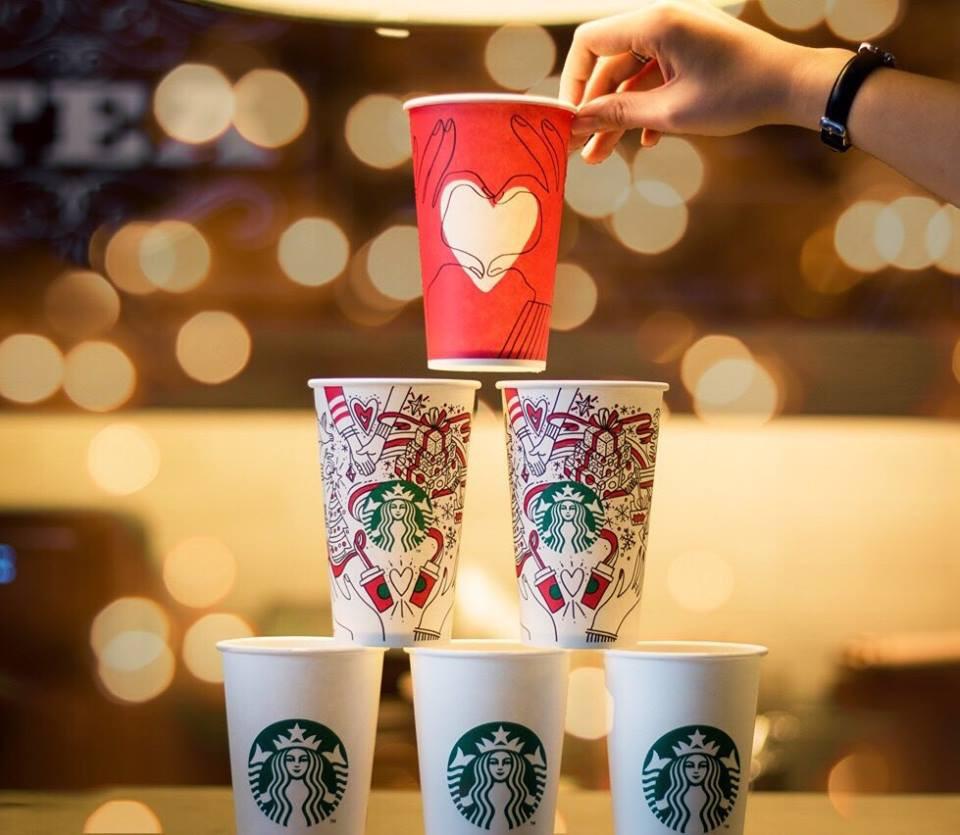 3 quán cà phê có đồ uống Giáng sinh hot nhất mùa lễ năm nay - Ảnh 2.