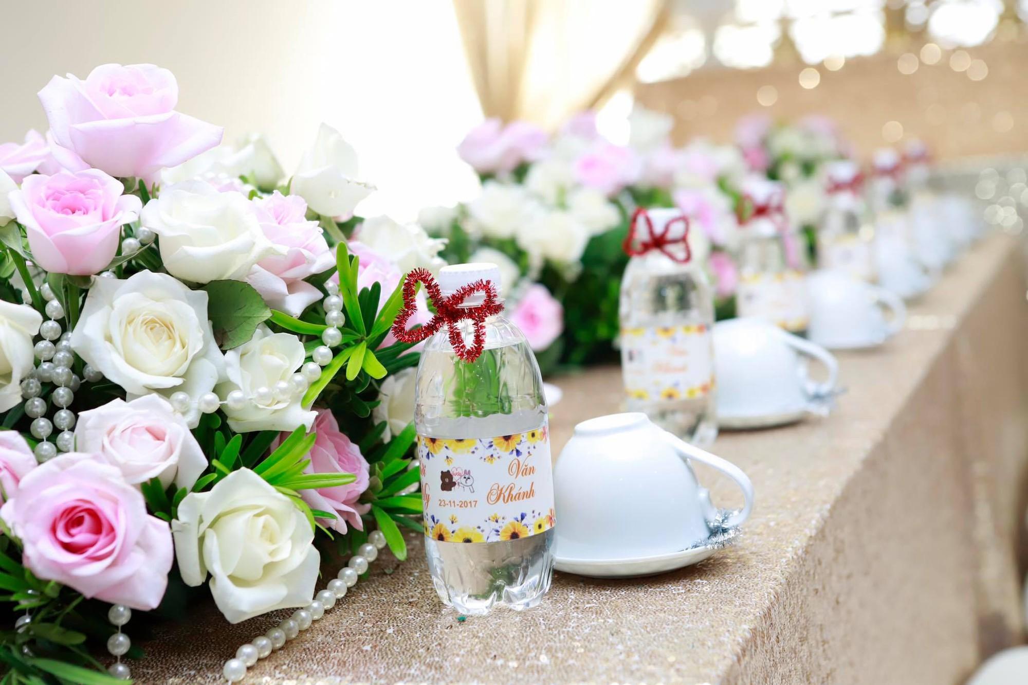 Cận cảnh bên trong đám cưới của Khởi My và Kelvin Khánh